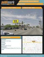 Blvd. Kino y 5 de Mayo - Vista 2
