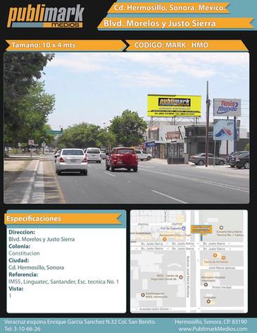 Blvd. Morelos y Justo Sierra - Vista 1