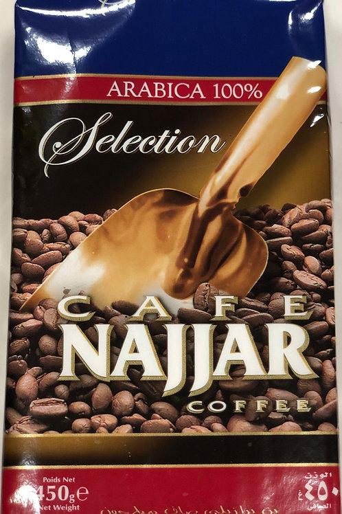 Kaffe Najjar 450g.