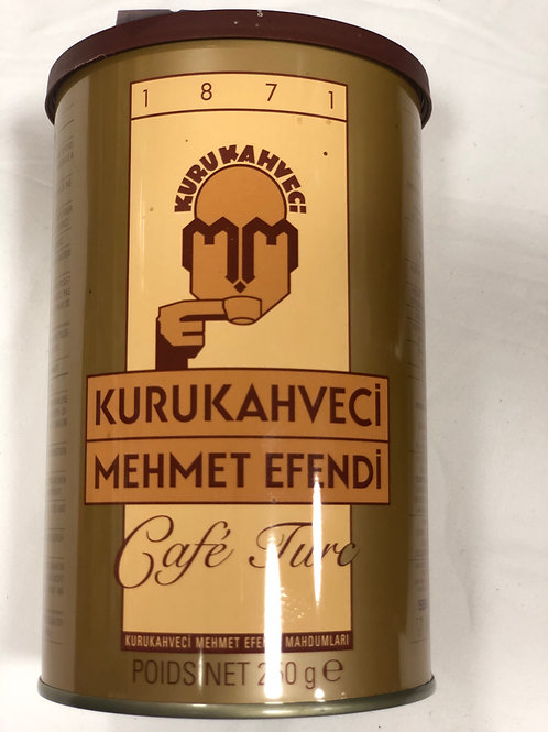 Mehmet Efendi Kaffee 250g.