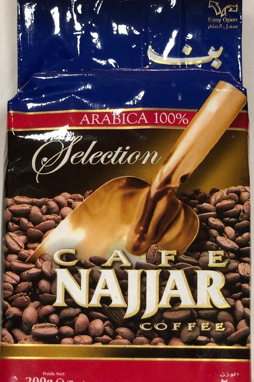 Kaffe Najjar 200g.