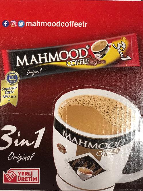 3 in 1 Kaffee Mahmood 24 Stk.