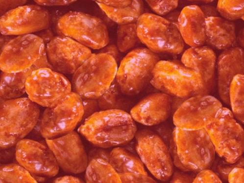 Erdnüsse mit Karamel und Erdbeeren (200g)