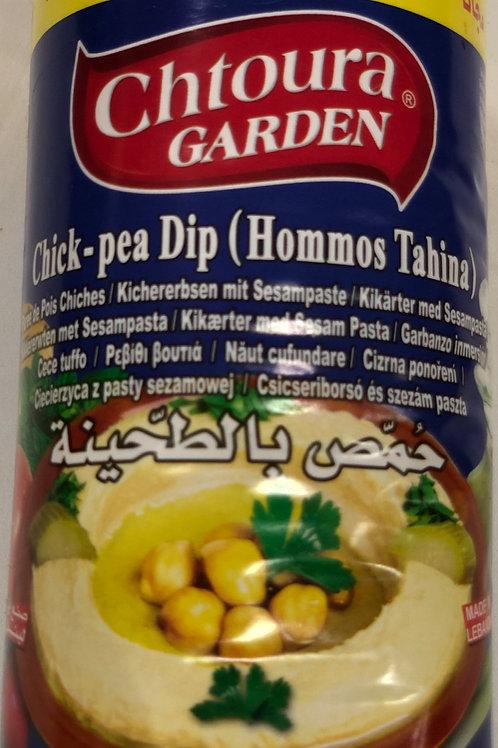 Hummus Tahina 430g. Dose