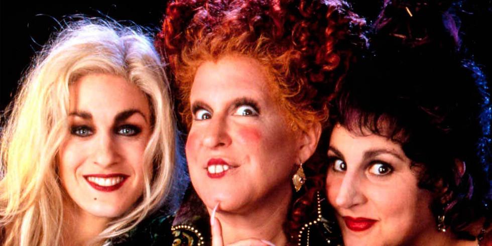 Halloween Spooktacular Screening of 'Hocus Pocus'
