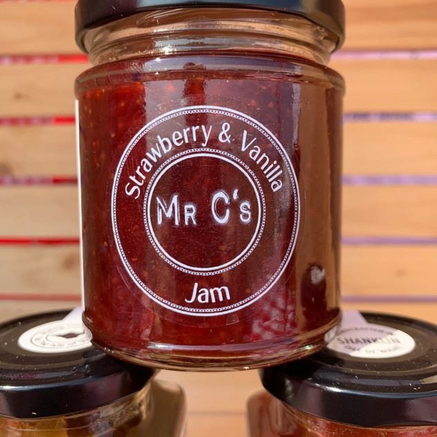 Mr C's Handcrafted Food Company Ltd