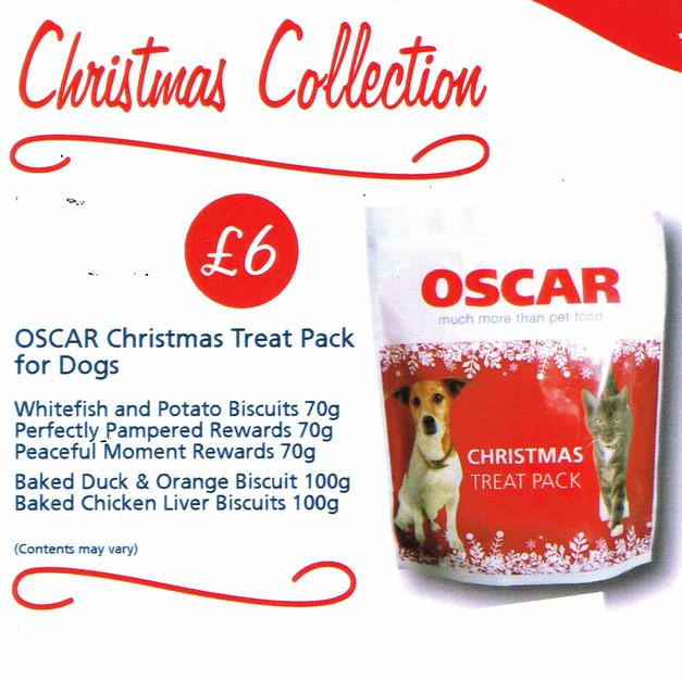 Oscar Pet Food Nutrition Advisor