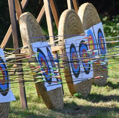 Archery by Wight Bomen