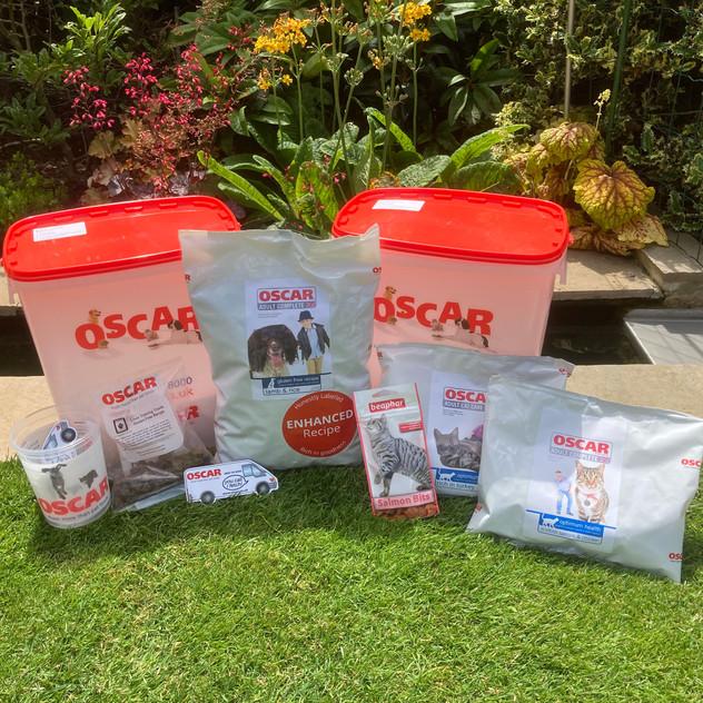 Oscar Pet Food Nutritional Advisor