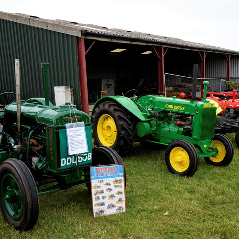 Vectis Vintage Tractor & Engine Club