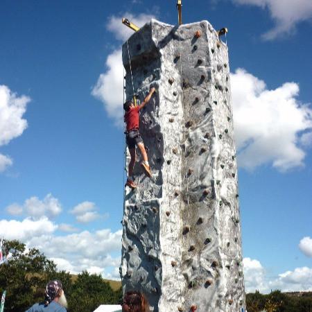Adventure Activities Climbing Wall