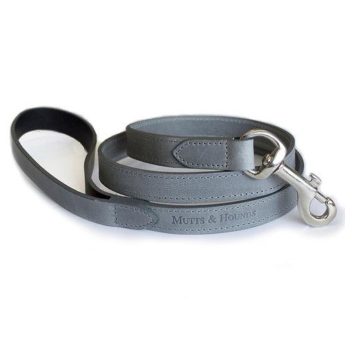 Grey Full Leather Lead