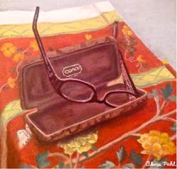 Glasses and Case (CU)