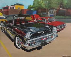 '57 Chevy in Brooklyn