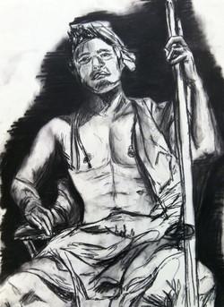 Regal Male Portrait