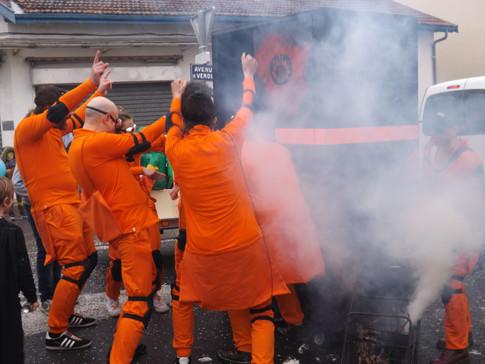 Carnaval Saint Médard en Jalles 2015