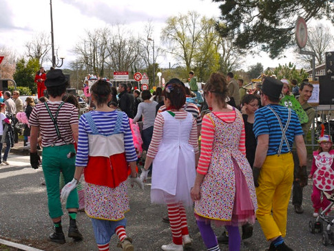 Carnaval Cestas 2013
