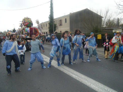 Carnaval Saint Médard en Jalles 2012