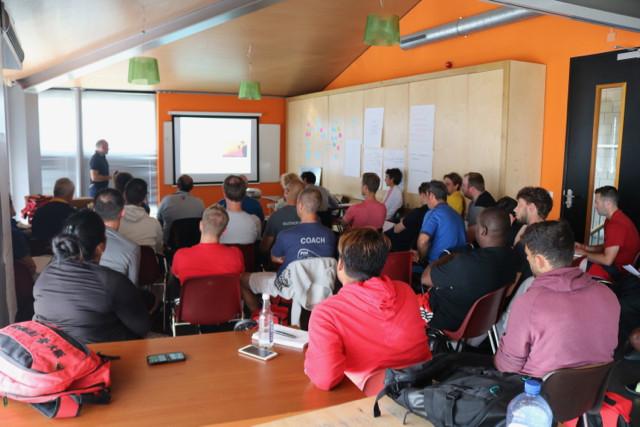 Coaches Reflections - facilitating and presenting