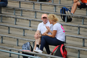 Coaching during a game - Coaches always want to become better