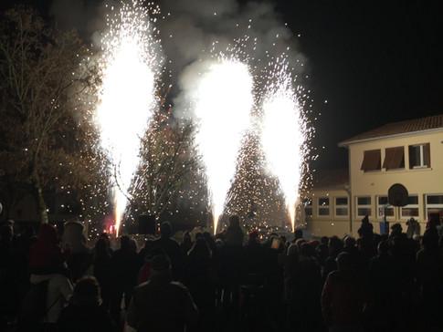 fête des lumières Cestas 2016