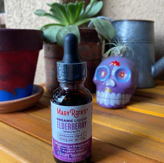Elderberry Liquid Drops