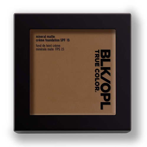 True colour mineral matte powder foundation SPF15