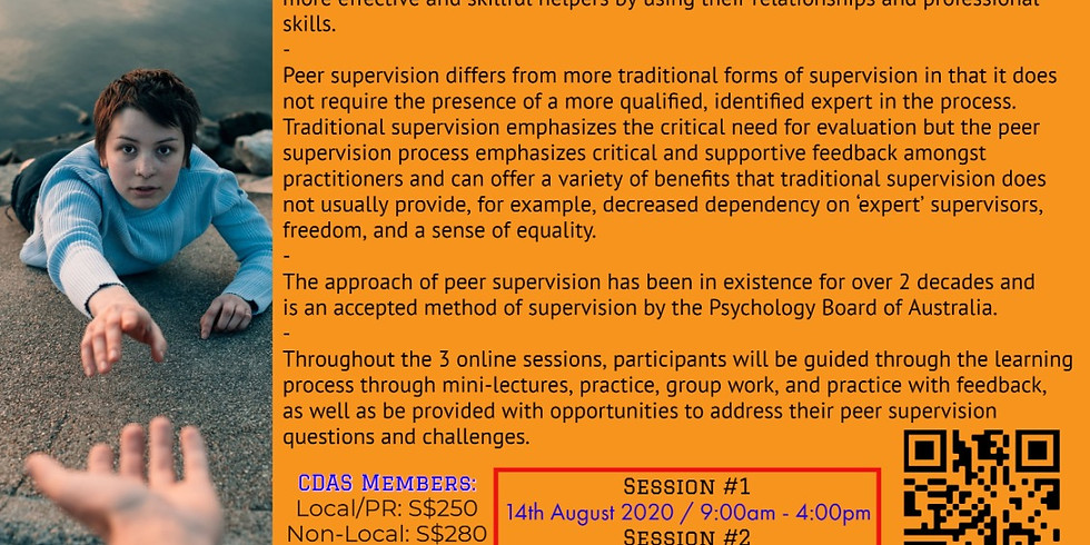 Peer Supervision For The Helping Professional