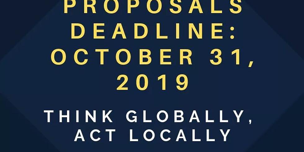 APCDA 2020 - Conference Proposal Request