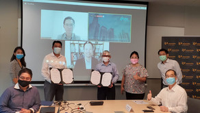 Signing of MOU With NTUC U-Associate