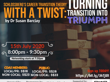 CDAS Learns - Turning Transition into Triumph