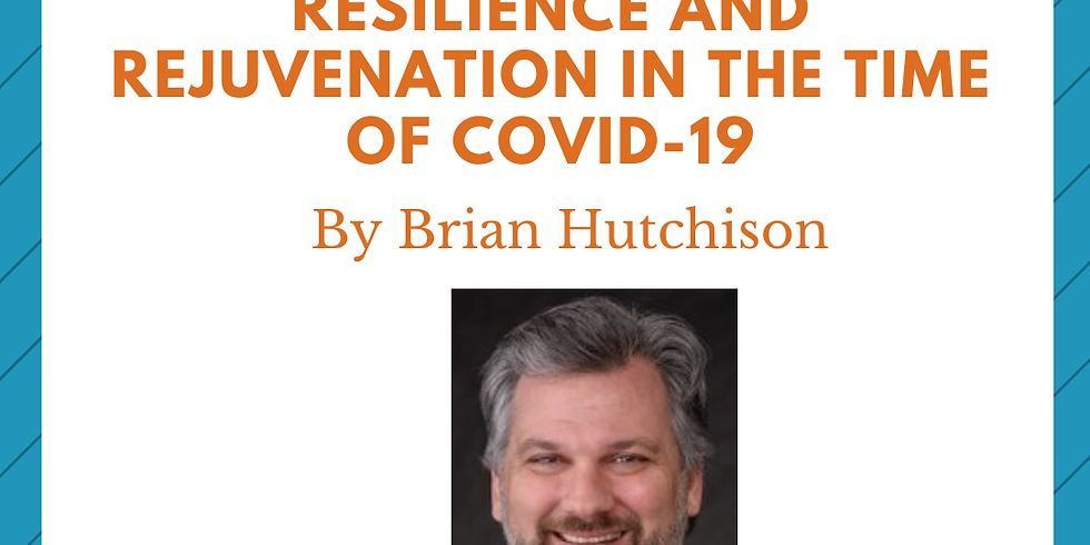 APCDA EVENT - BUILDING CAREER RESILIENCE AND REJUVENATION IN THE TIME OF COVID-19