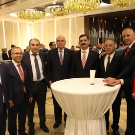 Oktyabrın 29-da Türkiyə Cümhuriyyətinin 96 illiyinə həsr olunmuş rəsmi tədbir keçirildi.