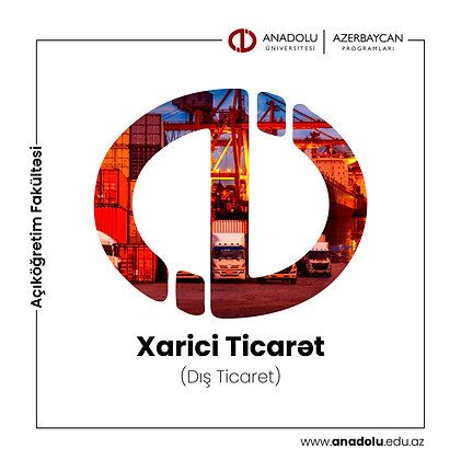 Xarici Ticarət (Dış Ticaret)