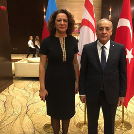 Şimali Kipr Türk Respublikasının yaranmasının 35-ci il dönümü qeyd olundu