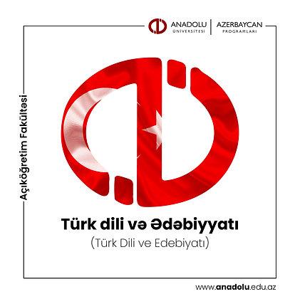 Türk Dili və Ədəbiyyatı (Türk Dili ve Edebiyatı)