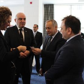 """16 Fevral 2016-cı il tarixində ATİB tərəfindən təşkil olunmuş """"İşgüzar nahar"""" keçirilib"""