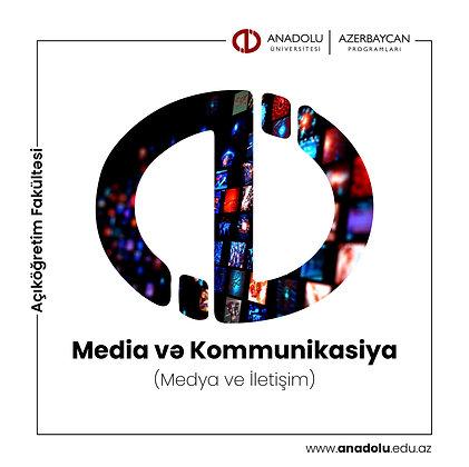 Media və Kommunikasiya