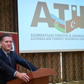 """Azərbaycan Türkiyə İş Adamları Birliyi (ATİB) """"İşgüzar Nahar"""" keçirilməsinə start verdi"""