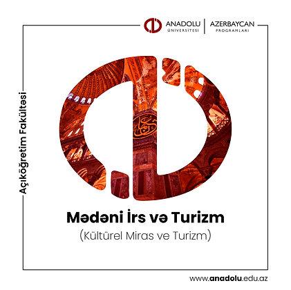 Mədəni İrs və Turizm