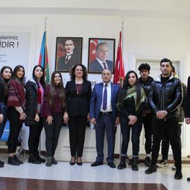 Şimali Kipr Türk Cümhuriyyətinin Bakı Təmsilçisi Anadolu Universiteti Azərbaycan Proqramlarında