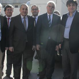 Türkiyə Ali Təhsil Şurasının sədri Gökhan Çetinsayan tələblərlə görüşdü.