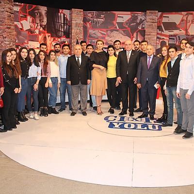 Anadolu Universiteti Tələbələri '' Lider '' Tv-də