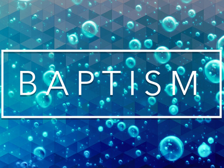 Baptisms, Baby Dedications, Life Groups & more!!!