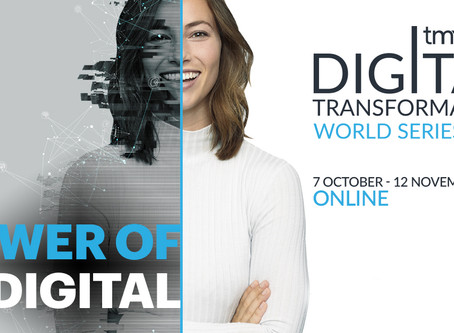 Participe do Digital Transformation World do TM Forum