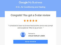 5-star-google-review-maryland-hvac-weekl