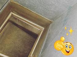 Clean-air-duct