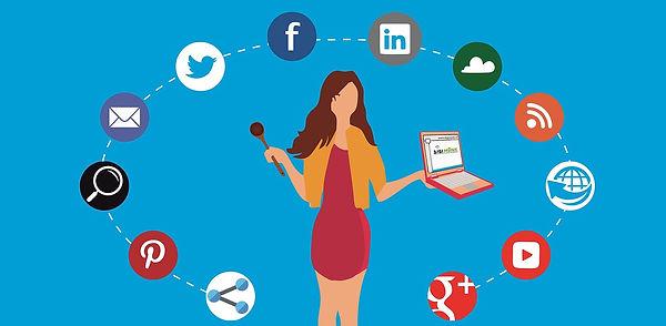 Redes sociais - RDS Consultoria