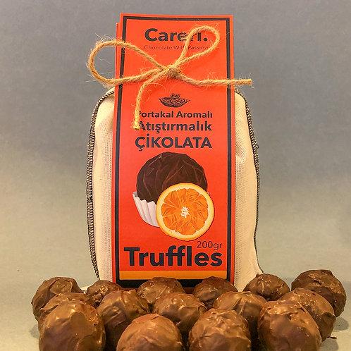 Truffles Portakal