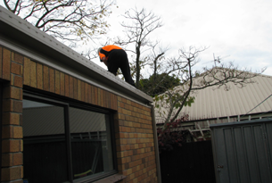 The Gutter Blokes specialise in gutter cleaning, repairs and replacement